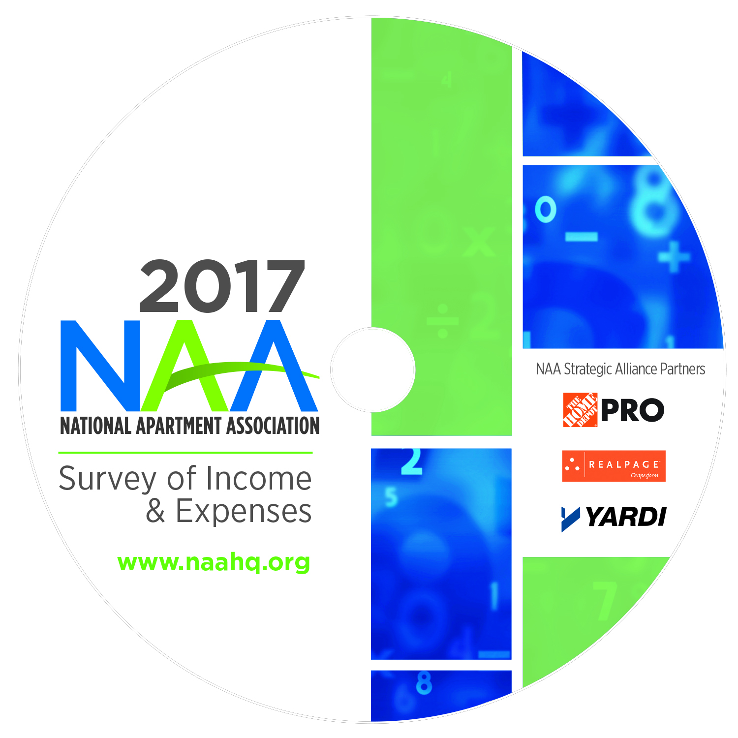 2017 Income and Expenses Survey - CD