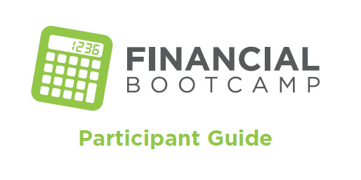 Financial Bootcamp - Participant Guide